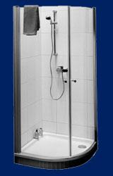 zuhanykabin, zuhanyfülke