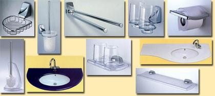 fürdőszoba kiegészítők, törölközőtartó, pohártartó